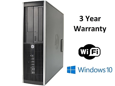 HP7010, Intel i5 3.1Ghz, 250GB HDD, 8GB RAM, WIFI, WIN 10, Refurbished