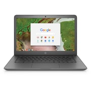 "HP Chromebook, 14-Ca020Nr, 14"", Intel Celeron N3350, 4 GB, 16 GB, Chrome OS"