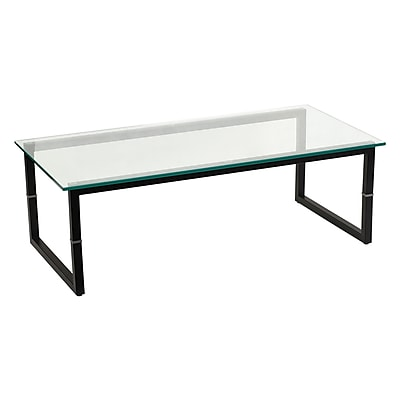 Offex Office Glass Coffee Table (OF-FD-COFFEE-TB)