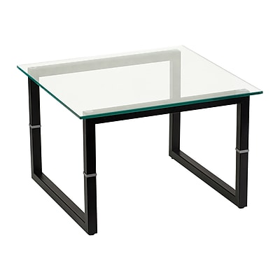 Offex Office Glass End Table (OF-FD-END-TL-GG)