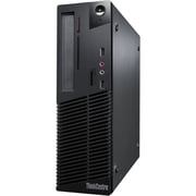 Lenovo Refurbished M73 Small Form Factor Intel Core i3 4130 3.4GHz 8GB RAM 120GB Solid State Drive DVD Windows 10 Pro