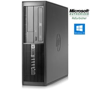 HPHP Pro 4300 Small Form Factor Intel Core i3 3220 3.3 GHz 8GB RAM 250GB Hard Drive, Windows 10 Pro, Refurbished