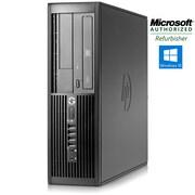 HPHP Pro 4300 Small Form Factor Intel Core i3 3220 3.3 GHz 4GB RAM 250GB Hard Drive, Windows 10 Home, Refurbished