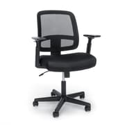 Essentials by OFM Mesh Back Task Chair, Black (E3035-BLK)