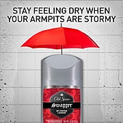 Old Spice Red Collection Swagger Antiperspirant and Deodorant for Men, .5 oz., 24/Carton (01643CT)
