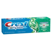 Crest Complete Multi-Benefit Whitening + Scope Minty Fresh Flavor Toothpaste 0.85 Oz (38592CT)