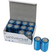 UPG Super Heavy-Duty Battery Value Box (D; 12 pk) (D5325/D5925)