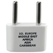 Conair Adapter Plug for Europe, Middle East, Parts of Africa & Caribbean(NW1C)