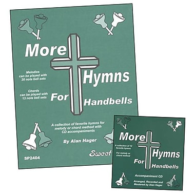 Sweet Pipes More Hymns for Handbells, 12 Songs