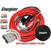Energizer ENB130A 1 Gauge 30 foot jumper cables with quick connect