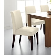 Serta Liam Dining Chair, Brooklyn Cream, Set of 2 (CHR20018A)