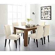 Serta Liam Dining Chair, Brooklyn Cream, Set of 2 (CHR20018A)