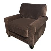 Serta Copenhagen Collection Arm Chair, Rye Brown (FF16055)