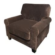 Serta Copenhagen Collection Arm Chair, Rye Brown (FF16055)