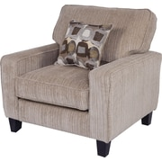 Serta Palisades Collection Arm Chair, Flagstone Beige (FF16056)