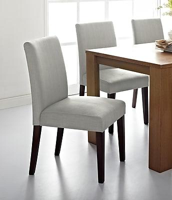 Serta Liam Dining Chair, Austin Fawn, Set of 2 (CHR20018B)