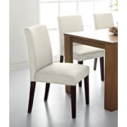 Serta Liam Dining Chair, Harbor Linen, Set of 2 (CHR20018D)