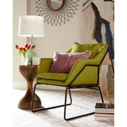 Elle Decor Odile Accent Chair, French Pistachio (CHRODIPSTL02)