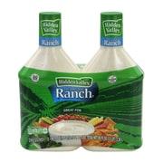 Hidden Valley Original Ranch Dressing, 40 oz, 2 Pack (900-00027)