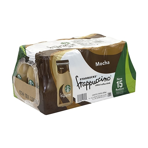 Shop Staples for Starbucks Frappuccino Mocha Coffee Drink ...