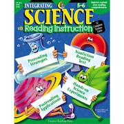 Creative Teaching Press® Integrating Science with Reading Instruction, Grades 5-6 (CTP2816)