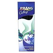 Prang® Peel Off Charcoal Pencil, Soft Grade, 12/Pack (DIX60200)
