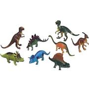 GET READY KIDS® Dinosaurs Playset, Set of 8 (MTB874)