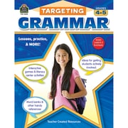 Targeting Grammar for Grades 4-5 (TCR2435)