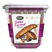 Nonni's Salted Caramel Biscotti Value Pack, 25 Individually Wrapped Biscotti