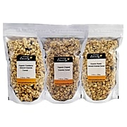 Grandma Emily Organic Granola 6 Pack, Organic Original,Organic Cranberry,Organic Raisin Almond (BLB0117)