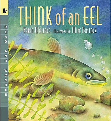 Candlewick Press® Think Of An Eel Big Book (CP9780763624705)