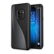 i-Blason SUPCASE Unicorn Beetle Premium Hybrid Protective Frost Clear Case for Galaxy S9 2018 Green (S-G-S9-UB-FT/GN)