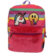 Emojination Unicorn Backpack (B18EM37893-ST)