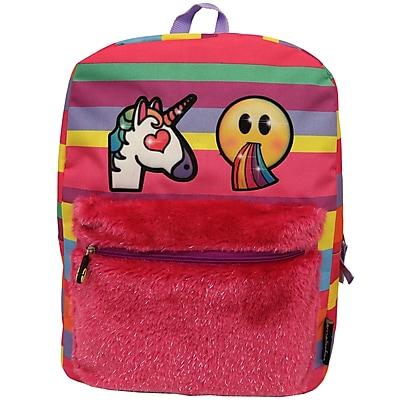 Emojination Unicorn Backpack (B18EM37893-ST)