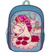 "Despicable Me Fluffy Backpack, 16"" x 12"" x 5"" (B18DL37972-ST)"