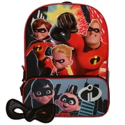 "Incredibles Backpack, 16"" x 12""x 5"" (B18DD37935-ST)"