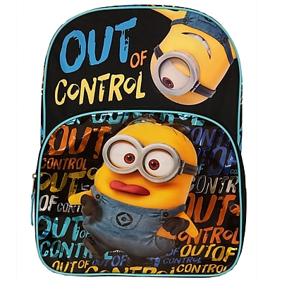 Despicable Me Double Trouble Backpack (B18DL36815-ST)