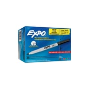 EXPO Low Odor Dry Erase Markers, Ultra Fine Tip, Assorted Colors, 36 Count
