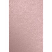 LUX 12 x 18 Cardstock 50/Pack, Misty Rose Metallic - Sirio Pearl® (1218-C-M203-50)