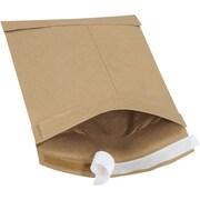 LUX #0 Fiber Padded Mailer 50/Pack, Kraft (M6X10BK-50)