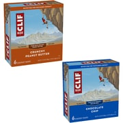 Clif Energy Bars Mixed Variety Pack, Pack of 36 (CCC36589)
