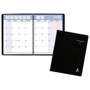 "AT-A-GLANCE® QuickNotes® City of Hope Monthly Planner, 12 Months, January Start, 8 1/4"" x 10 7/8"", Black (76-PN06-05-19)"