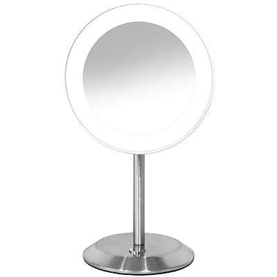 Conair 8x LED Single-Sided Mirror(BE50SX)