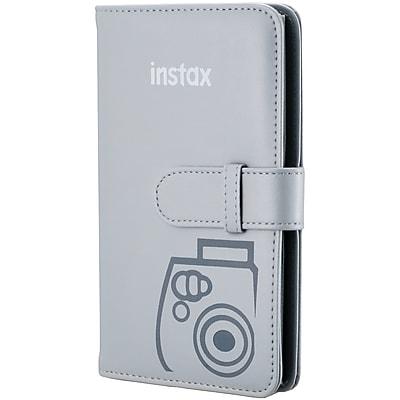Fujifilm Instax Wallet Album (Smokey White)(600018325)