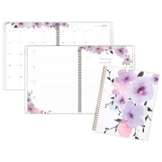 "2019 Cambridge® Mina Weekly/Monthly Planner, 12 Months, January Start, 8 1/2"" x 11"" (1134-905-19)"