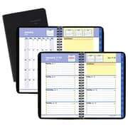 """2019 AT-A-GLANCE® QuickNotes® Weekly/Monthly Appt.Book/Planner, Pocket Size, January Start, 12 Months, 3 3/4"""" x 6"""" (76-03-05-19)"""