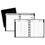"2019 AT-A-GLANCE® Move-A-Page Weekly/Monthly Appt Book/Planner, 12 Months, January Start, 8 3/4"" x 11"", Black (70-950E-05-19)"
