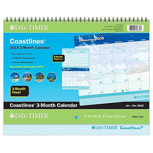 2019 at a glance 5 year monthly planner 60 months january start