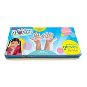 Glovies® Multipurpose Disposable Gloves for Kids Up to 9 years, 50 count (MKBLX002B50)