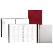 "2019 Day-Timer® Fashion Weekly/Monthly Appointment Book/Planner, 12 Months, January Start, 8"" x 11"", Red (33353-1901)"